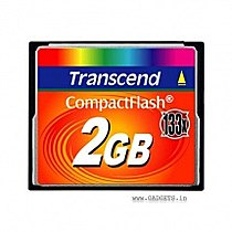 Transcend CompactFlash 2GB