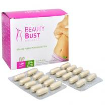 Natural Medicaments Beauty Bust Balance 120 kapslí