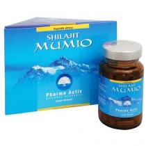 Aurum Health Products Mumio Shilajit (60 kapslí)