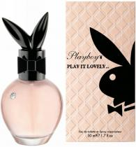 Playboy Play It Lovely EdT 50ml W