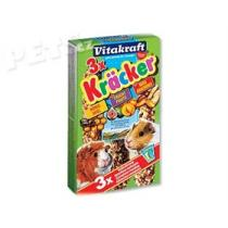 Vitakraft Kracker Guinea Pig Honey + Fruit + Nut - 3ks