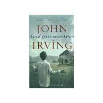 Irving John Last night in twisted river