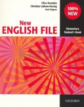 New English file elementary Studenťs Book