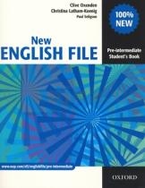 Christina Latham-Koenig: New English file Pre intermediate Studenťs Book