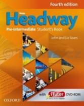 New Headway Pre Intermediate Maturita Fourth Edition Studentƒs Book + iTutor DVD
